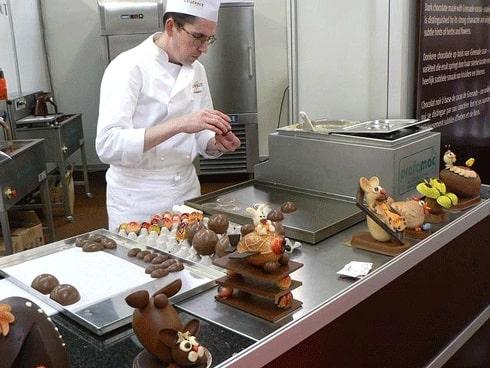 Maitres chocolatiers Français à Madagascar