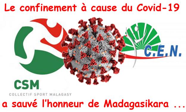 Le confinement du covid-19, a sauvé l'honneur de Madagascar, une chance pour la Diaspora Malagasy
