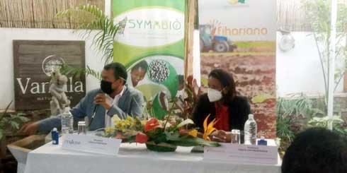 Promouvoir et développer l'agriculture biologique à Madagascar.