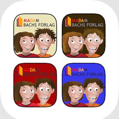 læse apps, Tim og Trines læsepakke