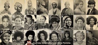 femmes noires qui ont marquées l'histoire