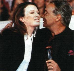 Cynthia & Michel Sardou