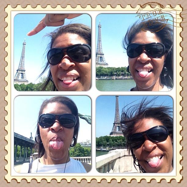 Bonjour Madame Eiffel