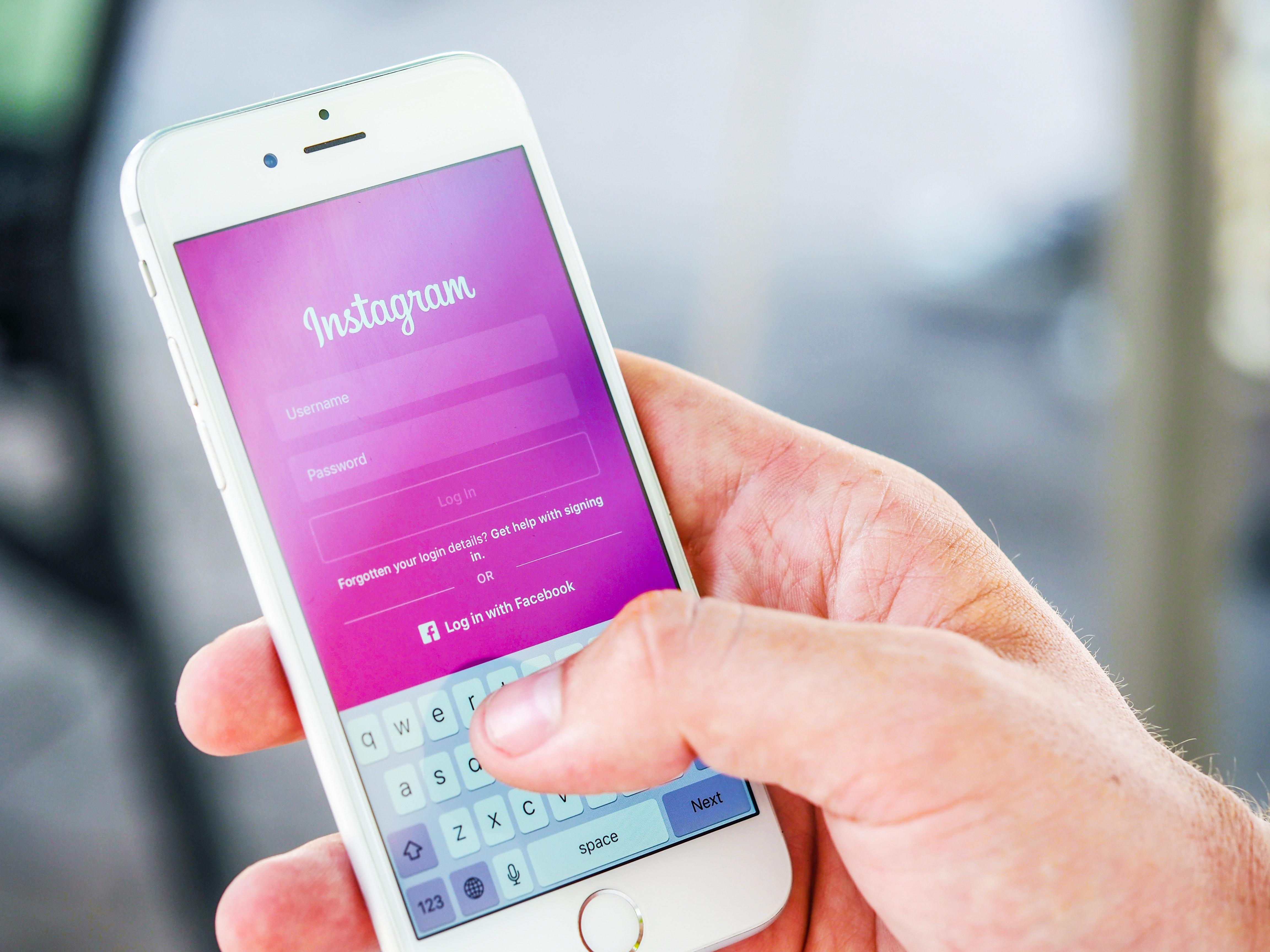 Faut-il utiliser un compte perso ou un compte pro sur Instagram?