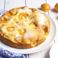 Aprikosenkuchen - ein Klassiker für den Sommer