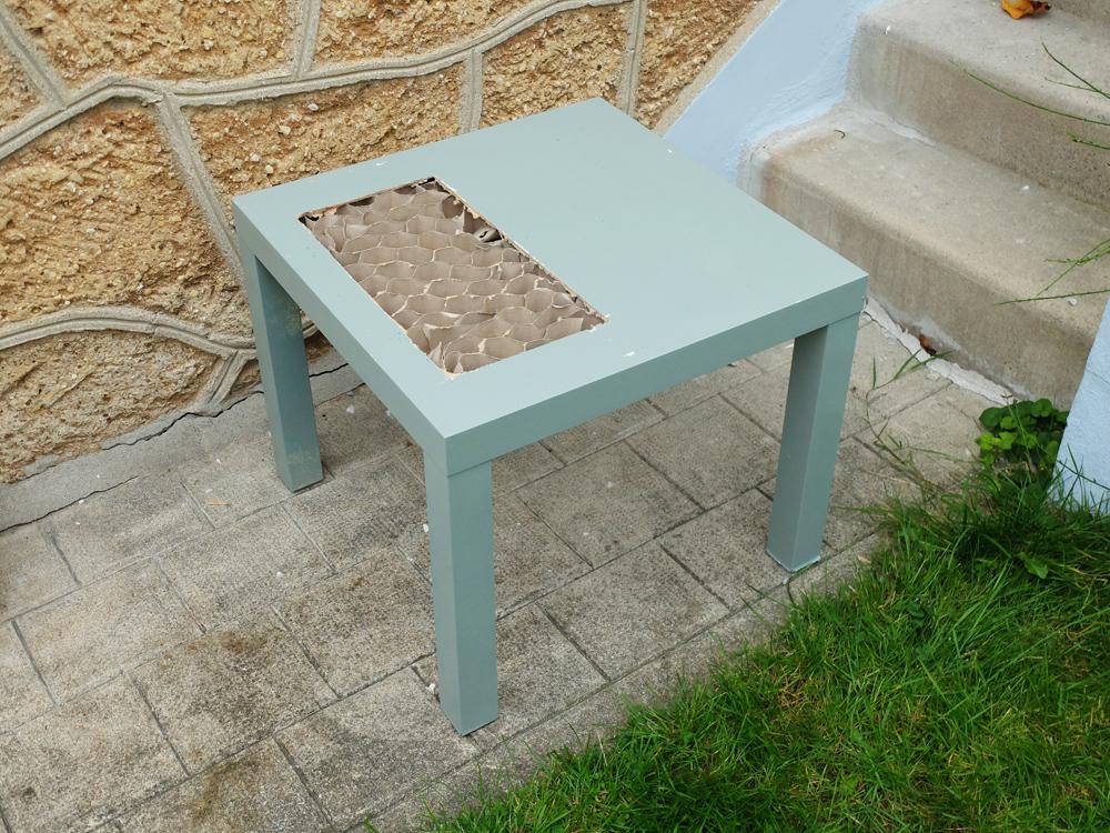 Ikea Hack Comment Transformer Une Table Lack En Jardinière