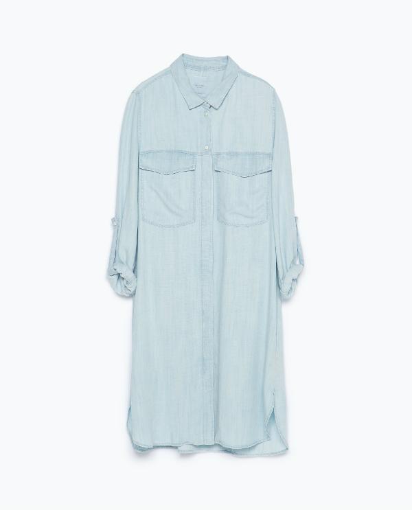 Τα ωραιότερα καλοκαιρινά φορέματα από denim
