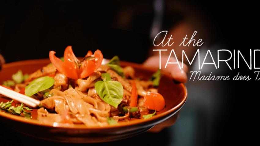 Ταϊλανδέζικο στην Αθήνα? – At the Tamarind!