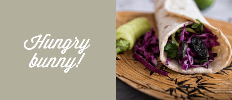 Τάκος με μανιτάρια portobello και αβοκάντο…
