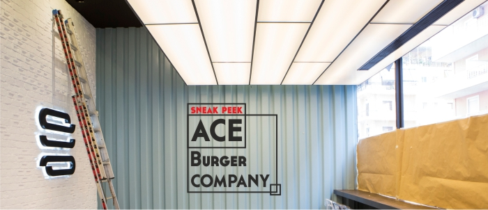 Sneak Peek: Ace Burger Company στην Πανόρμου