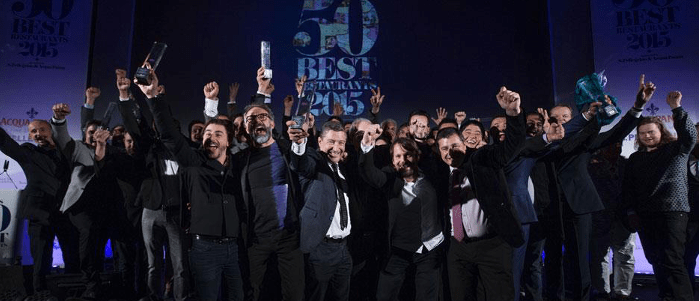 Τα 50 καλύτερα εστιατόρια του κόσμου