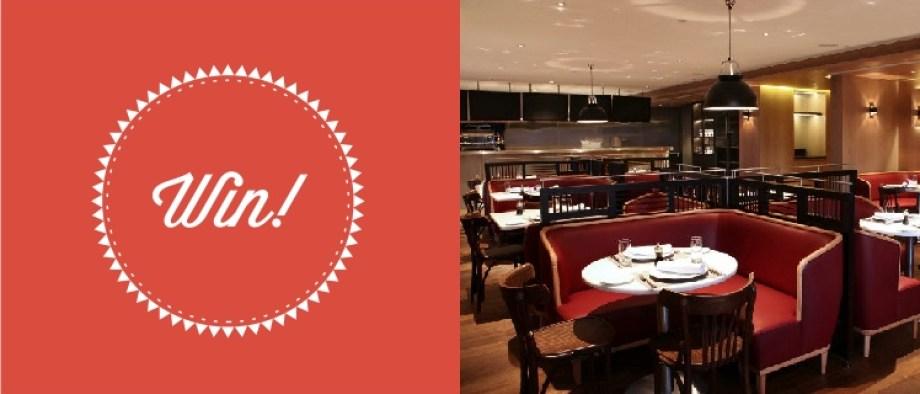 Κερδίστε ένα δείπνο στο Avenue Bistro & Bar!