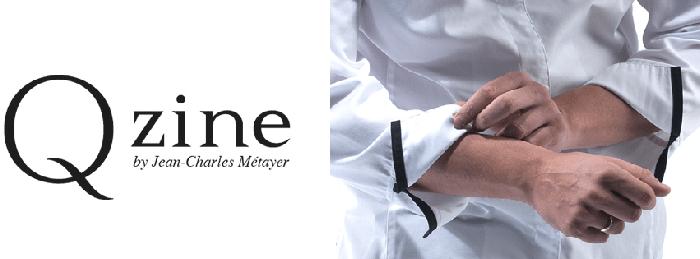 Qzine: το πρώτο περιοδικό για τη σύγχρονη δημιουργική κουζίνα