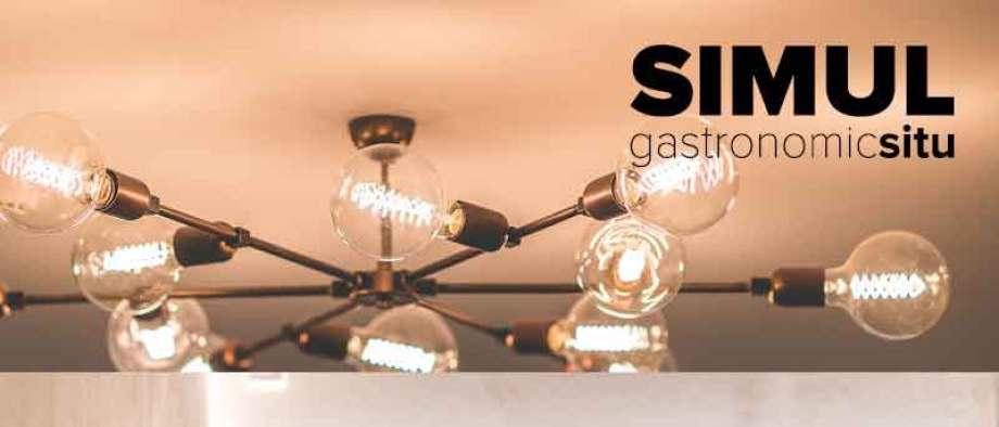 Ρεβεγιόν Χριστουγέννων & Πρωτοχρονιάς στο SIMUL gastronomic situ