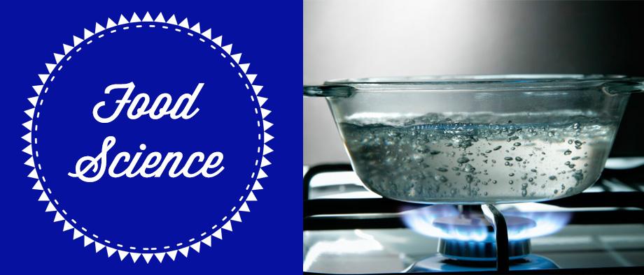 Το αλατισμένο νερό βράζει πιο γρήγορα;