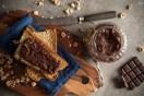 Σπιτική πραλίνα φουντουκιού με ταχίνι & μέλι
