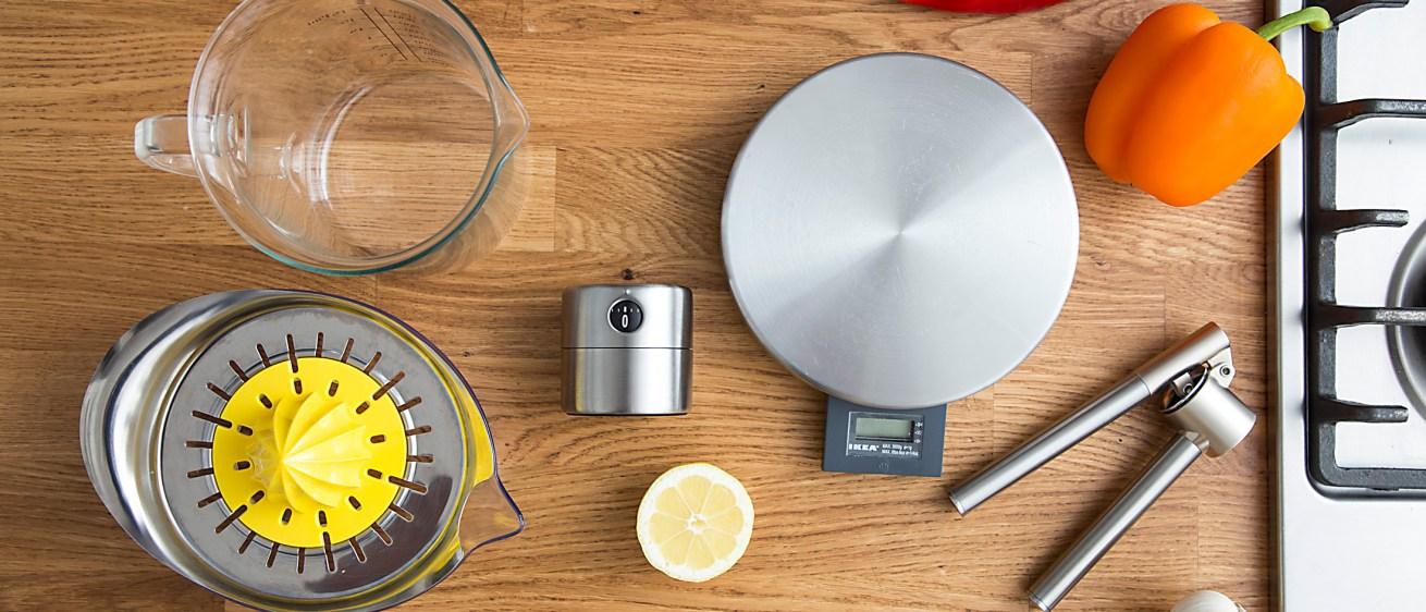 5 απαραίτητα εργαλεία για την κουζίνα σας