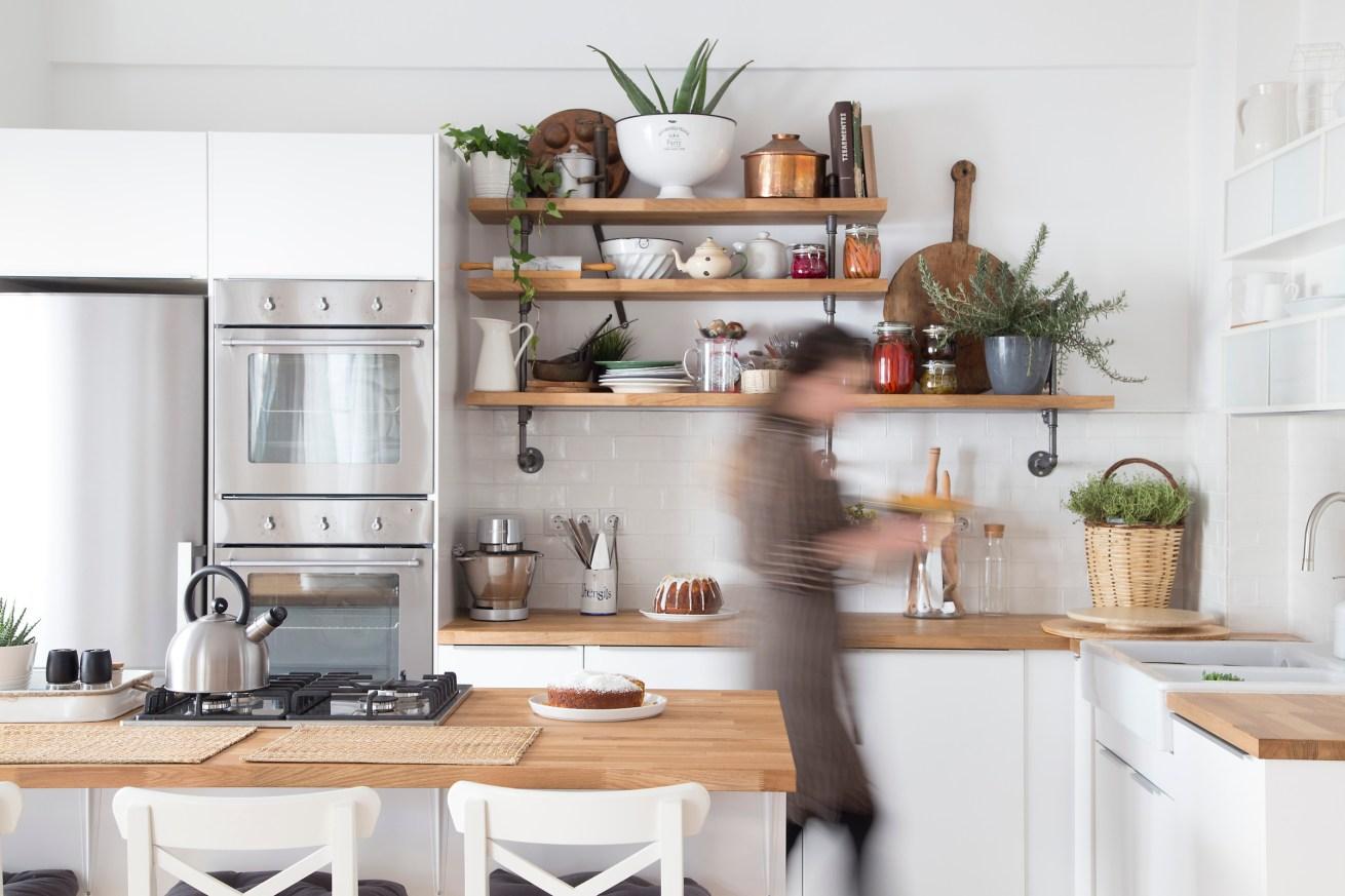Γιατί η κουζίνα σου φαίνεται μόνιμα ακατάστατη;