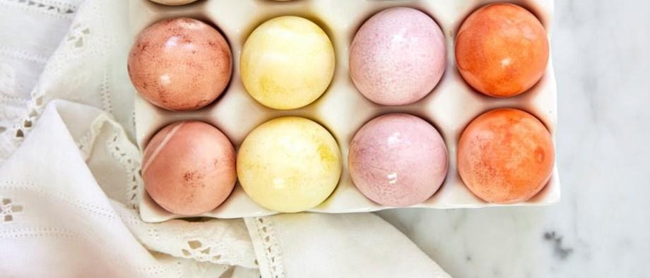 Τέλειο βάψιμο αυγών-Τα 5 μυστικά που πρέπει να γνωρίζετε