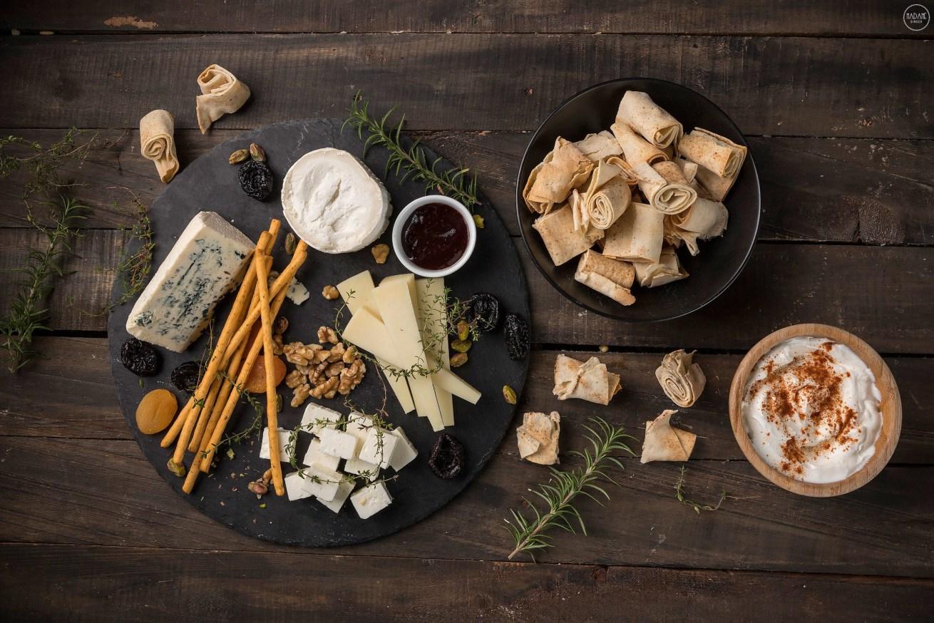 Το τέλειο πλατό τυριών