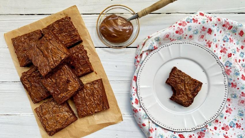 Πανεύκολα brownies με 4 υλικά