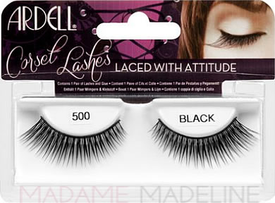 Ardell Corset Lashes 500