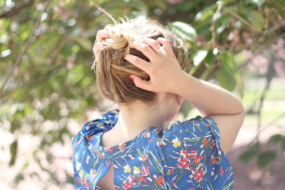 look fleuri zara