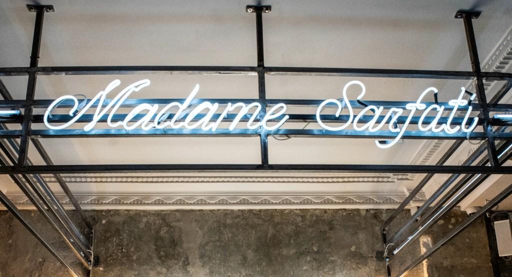Madame Sarfati  Bar
