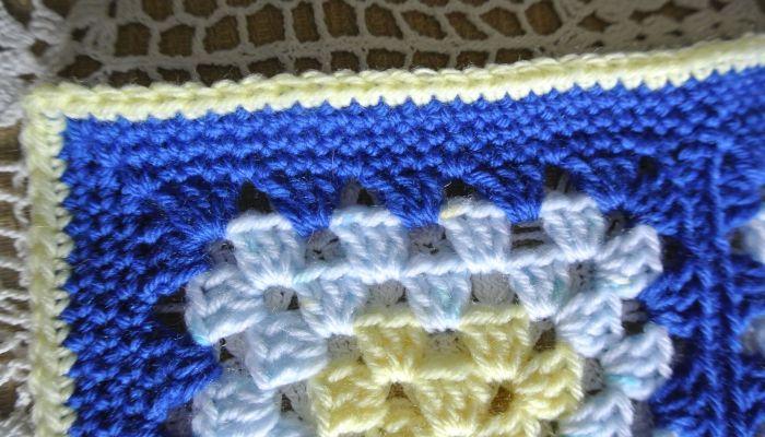 Granny's Little Baby Blanket
