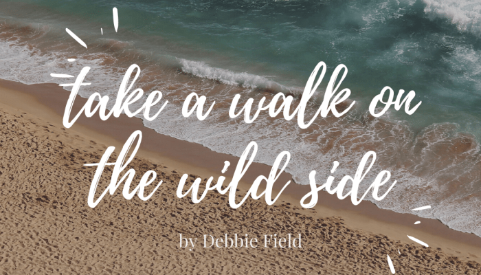 Take a walk on the wild side by MadameStitch