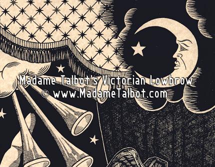 Madame Talbots Victorian Lowbrow  Ouija Houdini