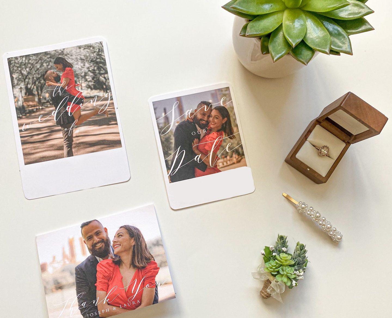 Wedding Stationary by Laura Nava, Basic Invite