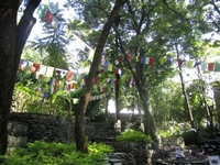 Prayer flags how they work Madam let me tell you one