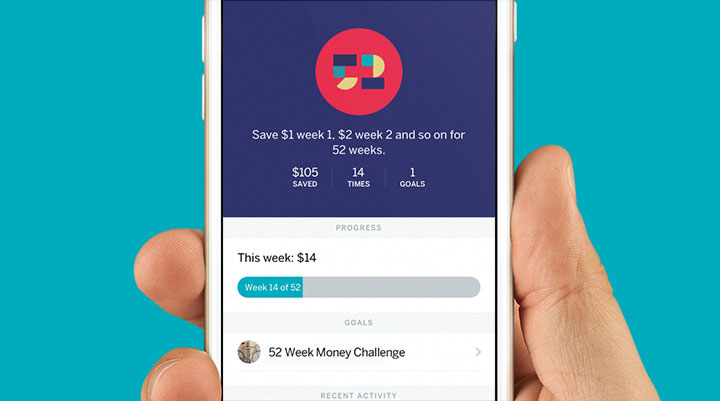 Automate the 52 Week Money Challenge with this Cool App