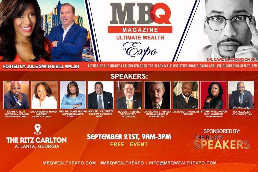 Tarra Jackson Motivational Speaker · Madam Money®