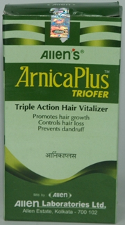 Arnica Plus Triofer 100 Ml 50 Tablets By Allen