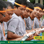 Paket Program Outbound Terbagus di Salatiga