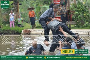 Jasa Event Outbound Berkualitas di Gedongsongo