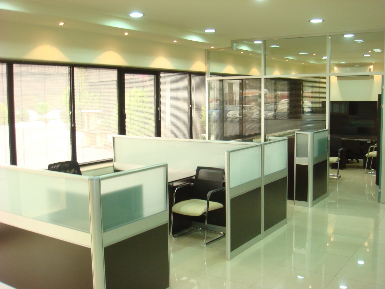 Aluminum Office Partitions  Madar Plus