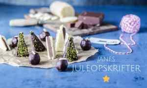 Stor jule e-bog med opskrifter fra mig til dig