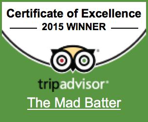 TripAdvisor Best Restaurant in Cape May, NJ