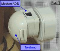 Filtro tripolare ADSL