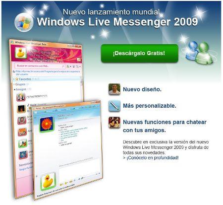 livemessenger20091