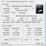 Phenom II X4 955 a 6696 MHz