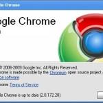 Google Chrome 2.0 ya disponible