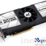 Fotos de la GeForce GTX 295 Single-PCB