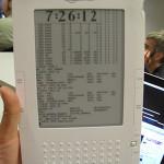 Hacen correr Ubuntu en el Kindle