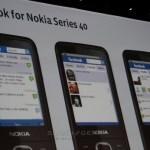 Facebook llega a los teléfonos S40 de Nokia