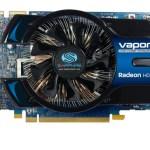 Sapphire HD5750 Vapor-X fotografiada
