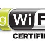 """La alianza WiFi lanza el logo """"Certified n"""""""